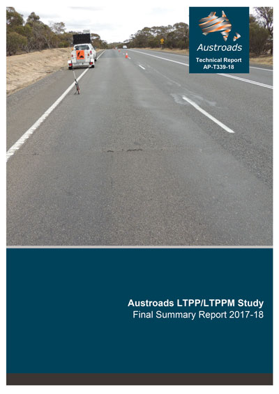 Austroads LTPP/LTPPM Study - Final Summary Report 2017-18