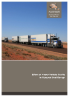 Effect of Heavy Vehicle Traffic in Sprayed Seal Design