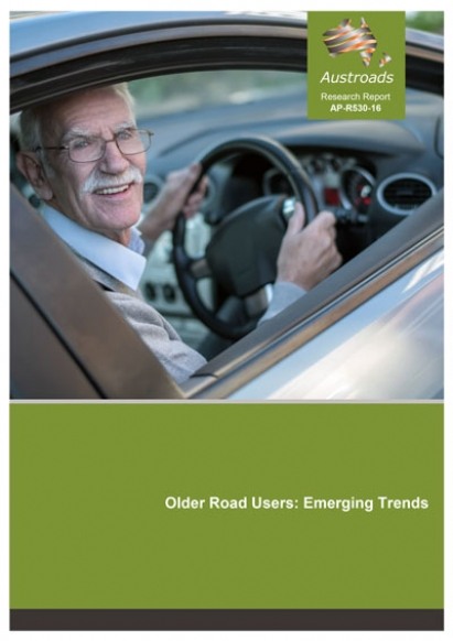 Better understanding the safety of older road users