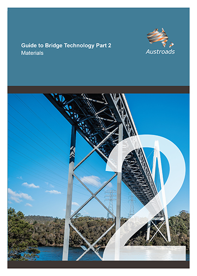 Cover of Guide to Bridge Technology Part 2: Materials