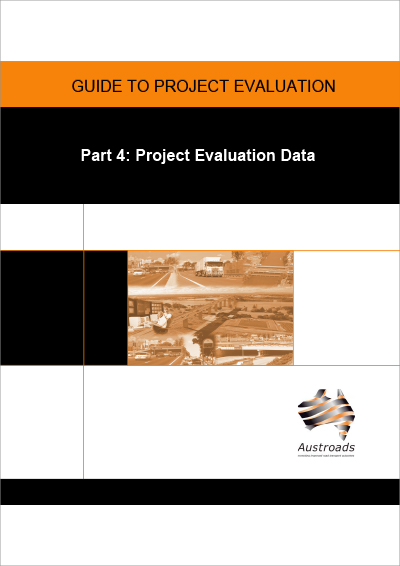 Guide to Project Evaluation Part 4: Project Evaluation Data