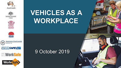 Webinar: Vehicles as a Workplace