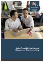 Cover of Using Financial Data in Asset Management Decision-making