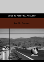 Cover of Guide to Asset Management Part 5E: Cracking