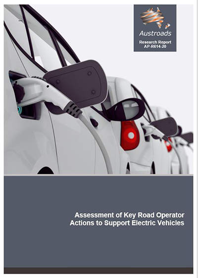Assessment of Key Road Operator Actions to Support Electric Vehicles