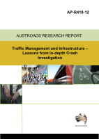 Cover of Traffic Management and Infrastructure - Lessons from In-depth Crash Investigations