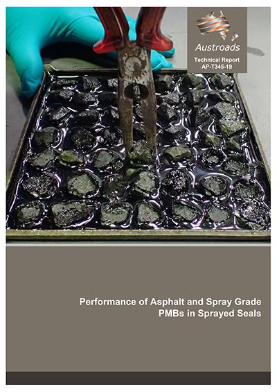 Performance of Asphalt and Spray Grade PMBs in Sprayed Seals