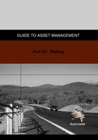 Cover of Guide to Asset Management Part 5C: Rutting