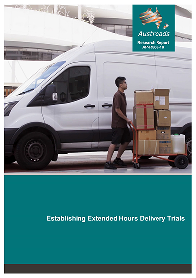 Cover of Establishing Extended Hours Delivery Trials