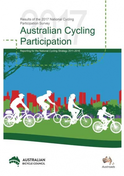 3.74m Australians cycle in a typical week
