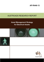 Asset management Strategy for Electrical Assets
