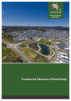 Cover of Fundamental Objectives of Road Design