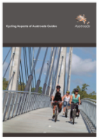 Cover of Cycling Aspects of Austroads Guides (2017 Edition)