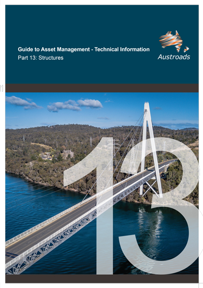 Cover of Guide to Asset Management Technical Information Part 13: Structures Asset Management