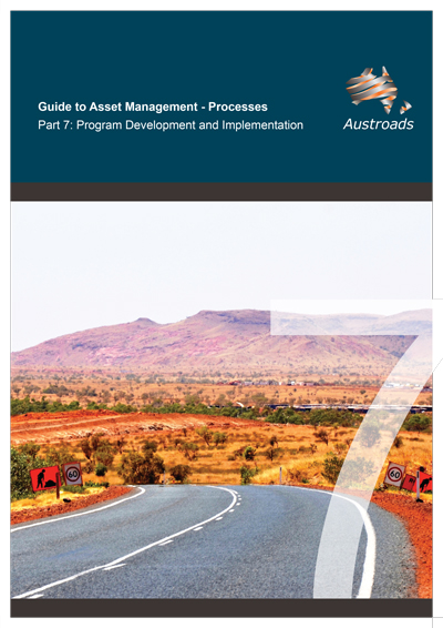 Cover of Guide to Asset Management Processes Part 7: Program Development and Implementation