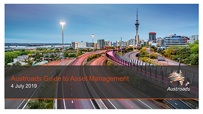 Webinar: Austroads Guide to Asset Management