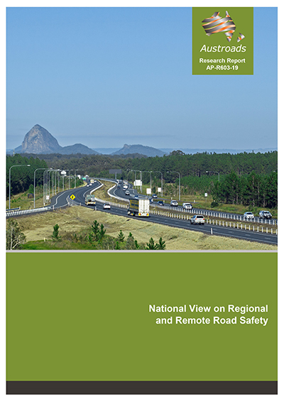 National View on Regional and Remote Road Safety