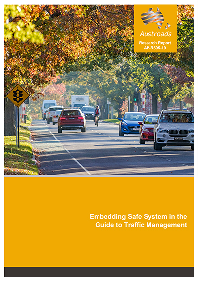 Cover of Embedding Safe System in the Guide to Traffic Management