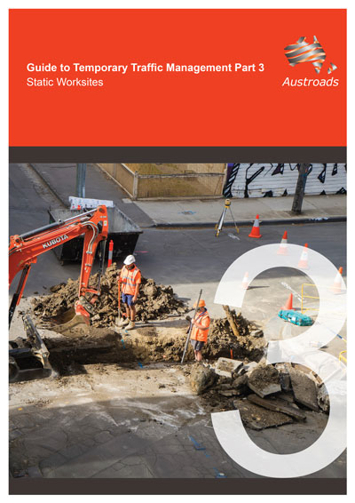 Cover of Guide to Temporary Traffic Management Part 3: Static Worksites