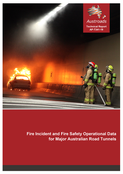 Fire Incident and Fire Safety Operational Data for Major Australian Road Tunnels