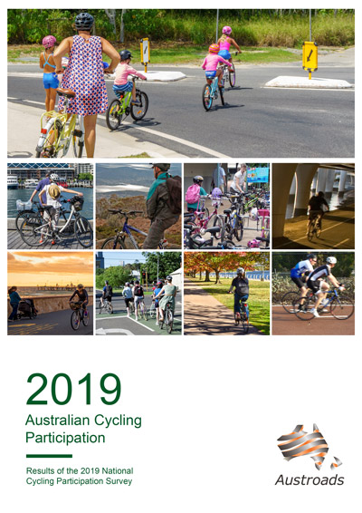 Cover of Australian Cycling Participation 2019