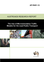 The Use of Microsimulation Traffic Models for On-road Public Transport