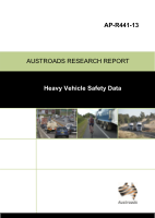 Heavy Vehicle Safety Data