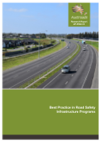 Cover of Best Practice in Road Safety Infrastructure Programs