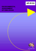 Cover of Environmental Assessment of Emulsions