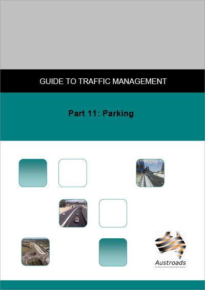 Cover of Guide to Traffic Management Part 11: Parking