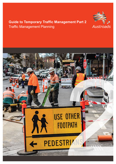 Cover of Guide to Temporary Traffic Management Part 2: Traffic Management Planning