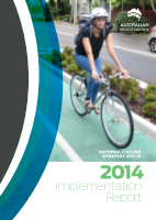 National Cycling Strategy: Implementation Report 2014