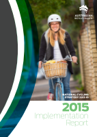 National Cycling Strategy: Implementation Report 2015