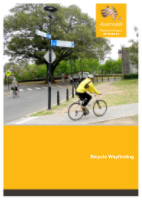 Cover of Bicycle Wayfinding