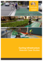 Cycling Infrastructure: Selected Case Studies