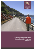 Australia and New Zealand Roads Capability Analysis 2013-2023