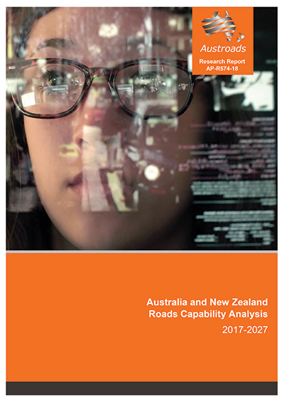 Cover of Australia and New Zealand Roads Capability Analysis 2017-2027