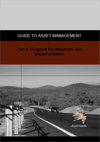 Cover of Guide to Asset Management Part 4: Program Development and Implementation