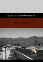 Cover of Guide to Asset Management Part 5A: Inventory