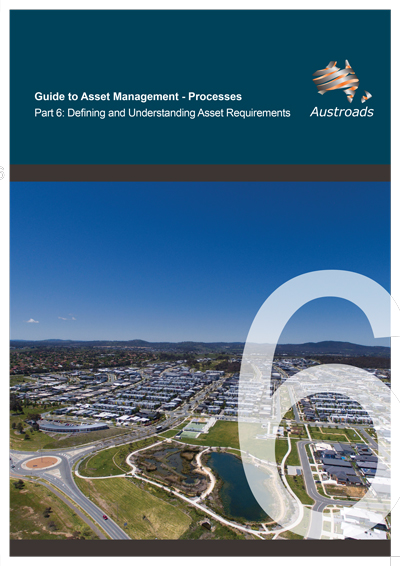 Cover of Guide to Asset Management Processes Part 6: Defining and Understanding Asset Requirements