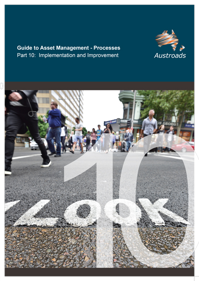 Cover of Guide to Asset Management Processes Part 10: Asset Management Implementation and Improvement