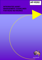 Cover of Integrated Asset management Guidelines for Road Networks