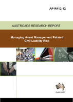 Cover of Managing Asset management Related Civil Liability Risk