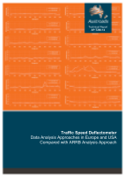 Cover of Traffic Speed Deflectometer: Data Analysis Approaches in Europe and USA Compared with ARRB Analysis Approach