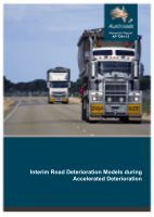 Cover of Interim Road Deterioration Models during Accelerated Deterioration
