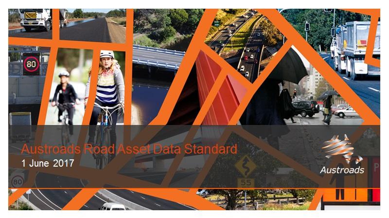 Cover of Webinar: Australasian Road Asset Data Standard