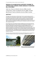 Cover of Design of an Innovative Support Scheme to Strengthen Tarban Creek Bridge At Hunters Hill In Sydney