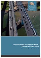 Cover of Improved Bridge Deterioration Models, Predictive Tools and Costs