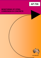 Cover of Monitoring of Steel Corrosion in Concrete