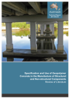 Specification and Use of Geopolymer Concrete in the Manufacture of Structural and Non-structural Components: Review of Literature